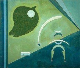 Wassily Kandinsky: Grün
