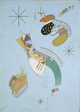 Wassily Kandinsky: Drei Sterne