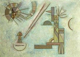 Wassily Kandinsky: Weisslich