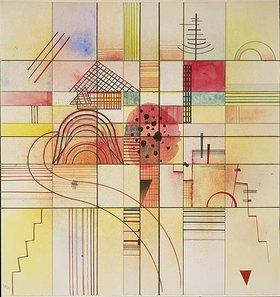 Wassily Kandinsky: Variierte Rechtecke
