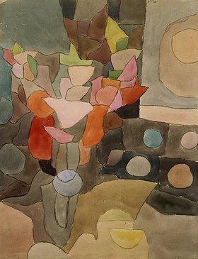 Paul Klee: Gladiolen Stilleben. 1932 V