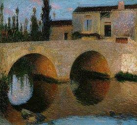 Henri Martin: Die Brücke