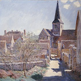 Claude Monet: Bennecourt