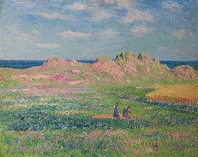 Henri Moret: L'Île d'Ouessant