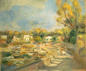 Auguste Renoir: Cagnes