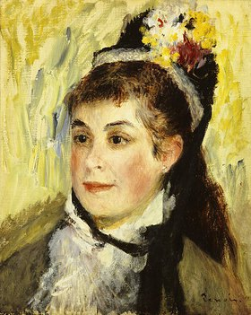 Auguste Renoir: Bildnis der Madame Edmond Renoir