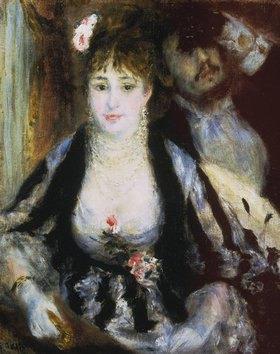 Auguste Renoir: In der Loge