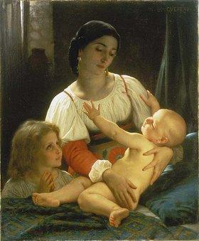 William Adolphe Bouguereau: Nach dem Erwachen