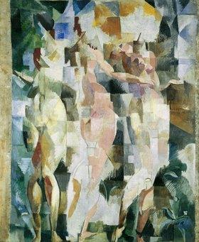 Robert Delaunay: Die drei Grazien