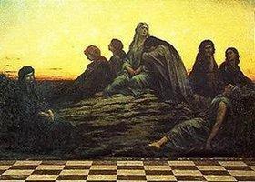 Gustave Doré: Jephta's Tochter