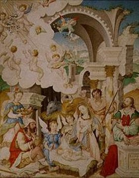 Luis Lagarto: Geburt Christi