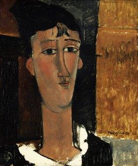 Amadeo Modigliani: Die Concierge