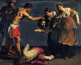 Alessandro Turchi: Die Enthauptung Johannes des Täufers