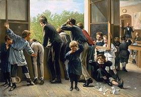 Auguste Joseph Truphème: Bevor der Lehrer kommt