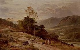 Sidnay Richard Percy: Little Langdale, Westmorland