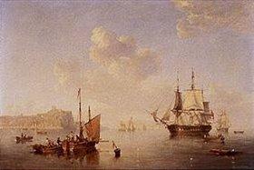 John Wilson Carmichael: Scarborough Bay