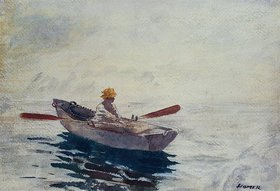 Winslow Homer: Im Ruderboot