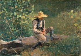 Winslow Homer: Schnitzender Junge