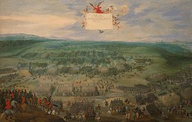 Pieter Snayers: Die Schlacht am Weißen Berg am