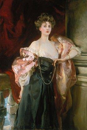 John Singer Sargent: Lady Helen Vincent, Viscountess of Abernon