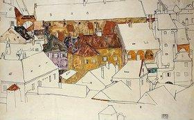 Egon Schiele: Die gelbe Stadt