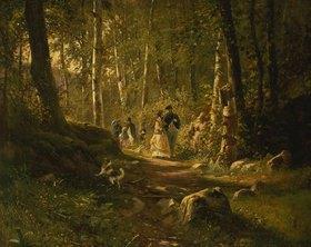 Iwan Iwanowitsch Schischkin: Waldspaziergang