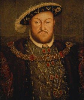 Hans Holbein d.J.: König Heinrich VIII. von England