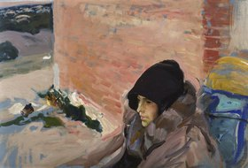 Joaquin Sorolla: Maria als Rekonvaleszentin