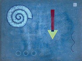 Wassily Kandinsky: Grüne Spitze