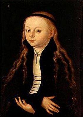 Lucas Cranach d.Ä.: Bildnis der Magdalena Luther