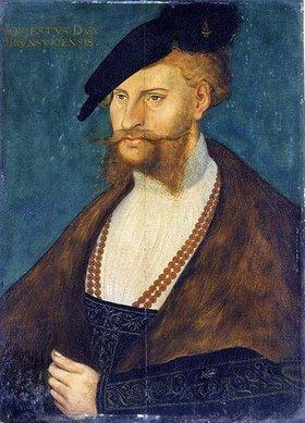 Lucas Cranach d.Ä.: Herzog Ernst von Braunschweig, Bildnis