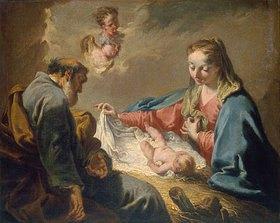 Giovanni Battista Pittoni: Die heilige Familie