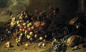Adriaen van Utrecht: Gemüse- und Obststilleben