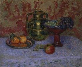 Emile Schuffenecker: Stilleben mit Früchten