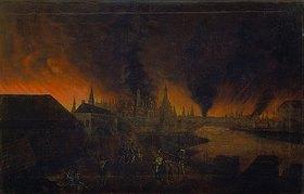Anonym: Das brennende Mosk