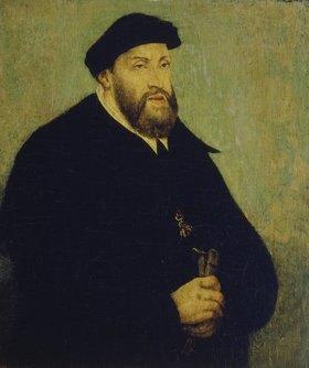 Lucas Cranach d.Ä.: Bildnis Kaiser Karls V