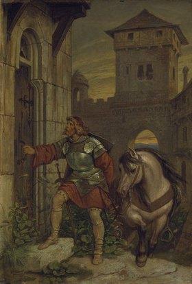 Moritz von Schwind: Heimkehrender Ritter