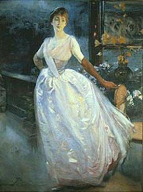 Albert Besnard: Madame Roger Jourdain, die Gattin des Künstlers