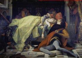 Alexandre Cabanel: Der Tod der Francesca da Rimini und des Pablo Malateste