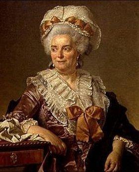 Jacques Louis David: Madame Pécoul, die Schwiegermutter des Künstlers