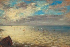 Eugene Delacroix: Das Meer, von den Höhen bei Dieppe gesehen