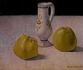 Maurice Denis: Stilleben mit Kanne und Äpfeln
