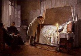 Albert Auguste Fourié: Der Tod der Madame Bovary