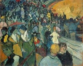Vincent van Gogh: Arena in Arles