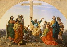 Marc Charles Gabriel Gleyre: Der Abschied der Apostel