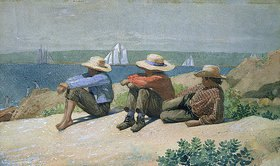 Winslow Homer: Knaben am Meeresstrand