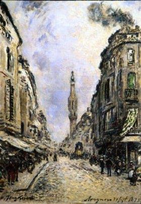 Johan Barthold Jongkind: Avignon