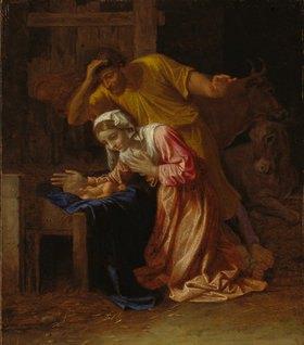 Nicolas Poussin: Geburt Christi