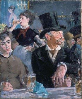 Edouard Manet: Le Café - le Concert