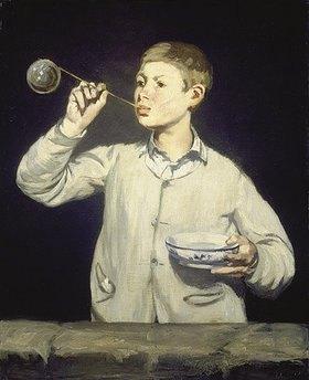Edouard Manet: Die Seifenblasen